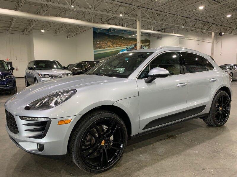 2017_Porsche_Macan_S 66k MSRP_ Charlotte NC