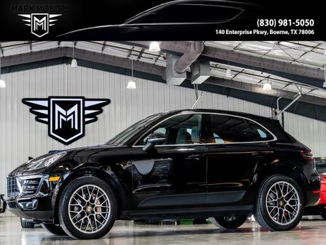 2017 Porsche Macan S Boerne TX