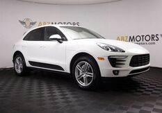 2017_Porsche_Macan_S_ Houston TX
