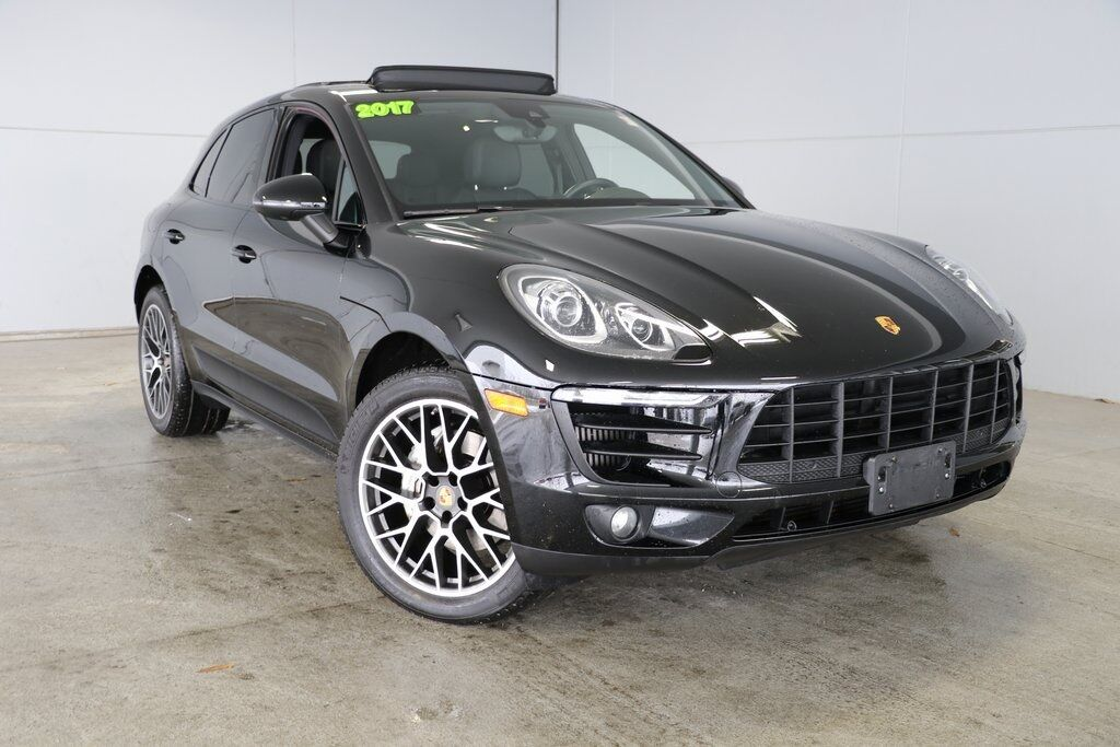 2017 Porsche Macan S Merriam KS