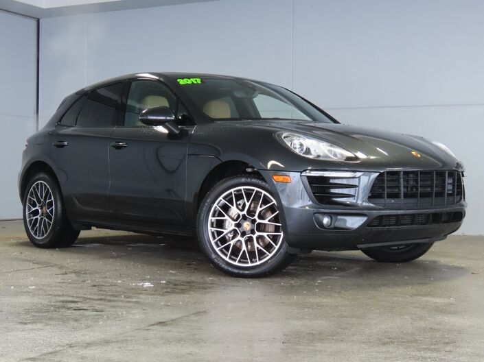 2017 Porsche Macan S Kansas City KS
