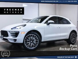 2017 Porsche Macan S Pano Heated/Ventilated Seats Backup Cam