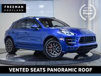 Porsche Macan Turbo AWD Nav Pano Roof Vented Seats Back-Up Cam 2017