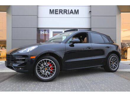 2017_Porsche_Macan_Turbo_ Merriam KS