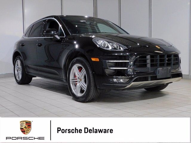2017 Porsche Macan Turbo Newark DE