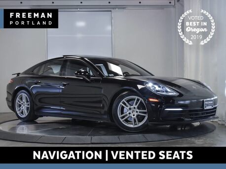 2017_Porsche_Panamera_4 AWD Nav Vented Seats 15k Miles Back-Up Camera_ Portland OR
