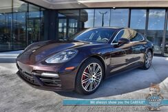 2017_Porsche_Panamera_Turbo / AWD / Heated & Cooled Leather Seats / Heated Steering Wheel / Burmester Speakers / Panoramic Sunroof / Lane Departure & Blind Spot / Navigation / Bluetooth / 360 Camera / Cruise Control / 1-Owner_ Anchorage AK