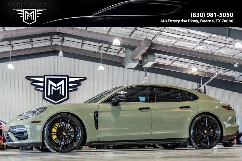 2017_Porsche_Panamera_Turbo_ Boerne TX