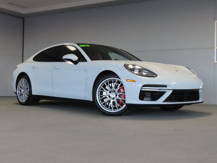2017 Porsche Panamera Turbo Kansas City KS