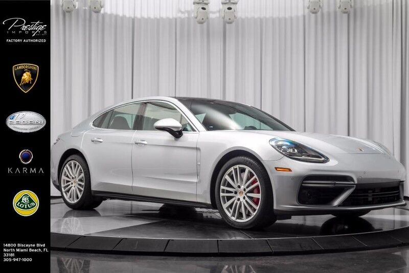 2017_Porsche_Panamera_Turbo_ North Miami Beach FL