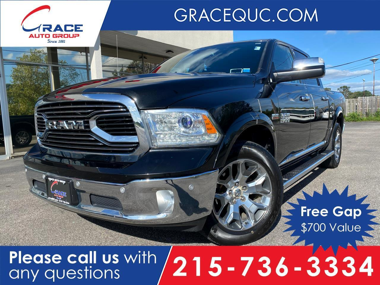 2017 RAM 1500 LIMITED Morrisville PA