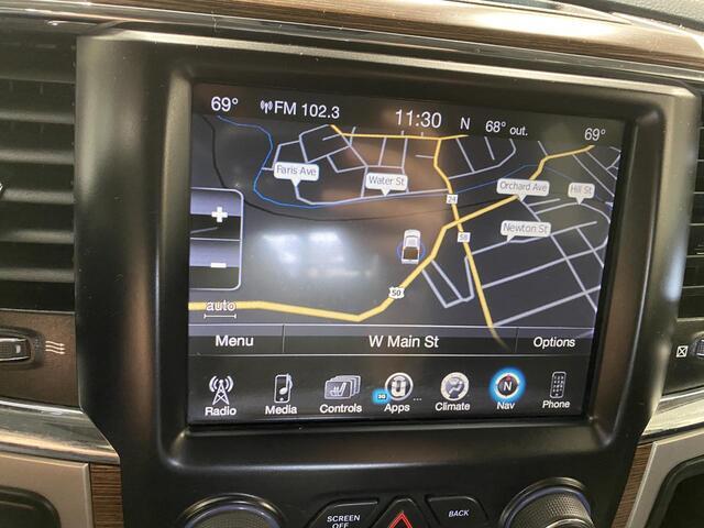 2017 RAM 2500 CREW CAB 4X4 LARAMIE Bridgeport WV