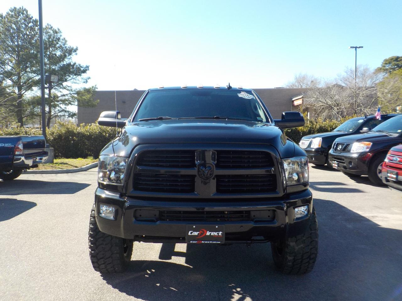 2017 RAM 3500 CREW CAB SLT 4X4, ONE OWNER, ALPINE SOUND SYSTEM, HEATED SEATS, TOW PACKAGE, ONLY 49K MILES! Virginia Beach VA