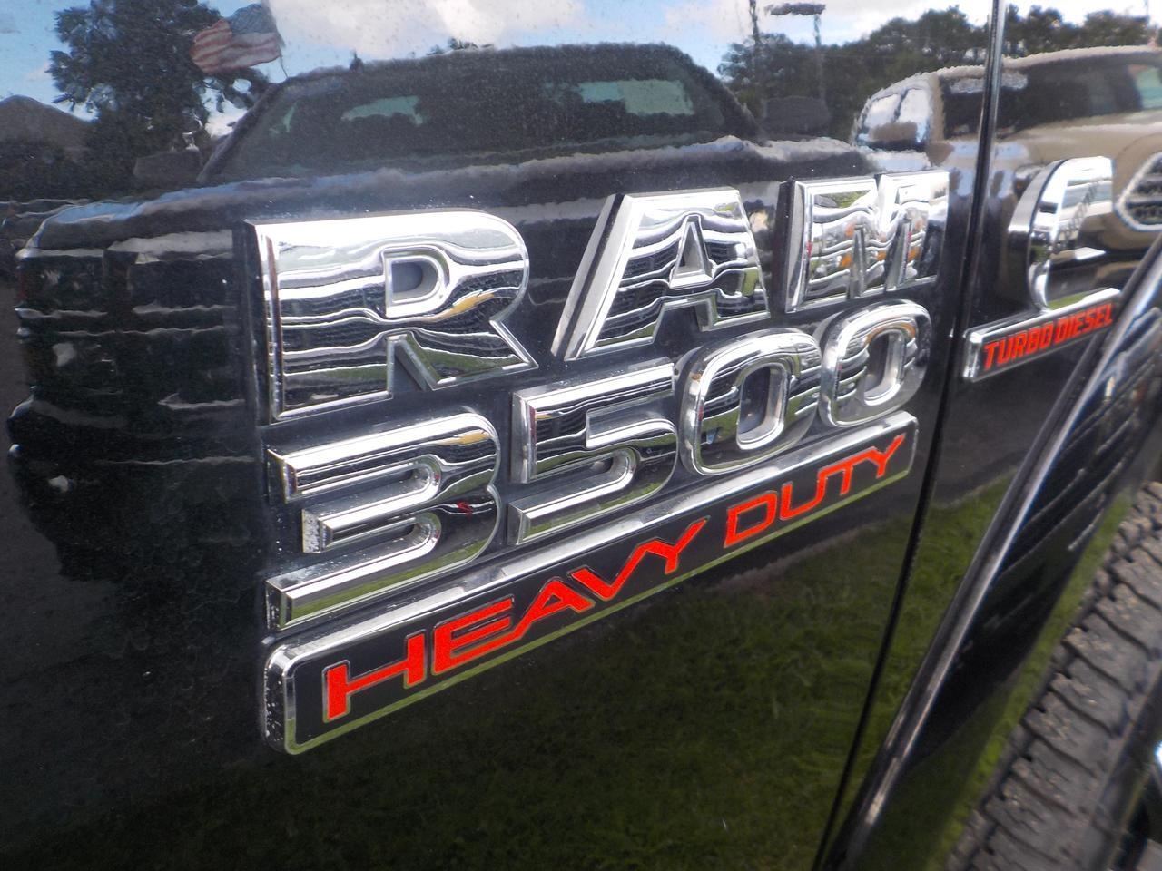 2017 RAM 3500 LARAMIE, CUSTOM RIMS, BACKUP CAMERA, LONG BED, TOWING HITCH, LEATHER INTERIOR!!! Virginia Beach VA