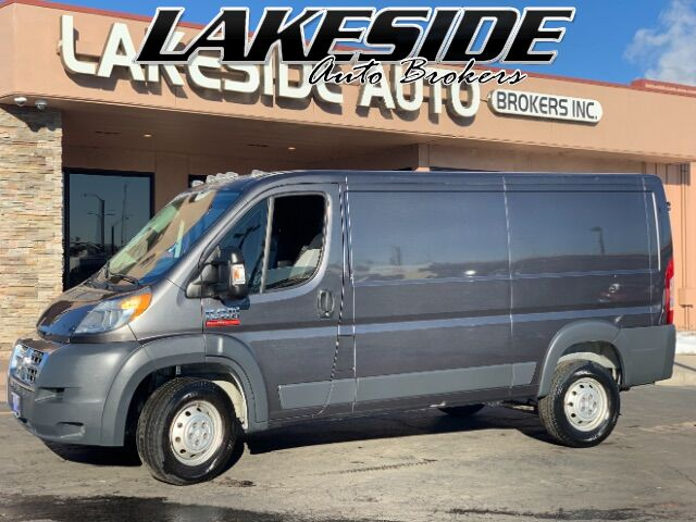 2017 RAM Promaster 1500 Low Roof Tradesman 136-in. WB Colorado Springs CO