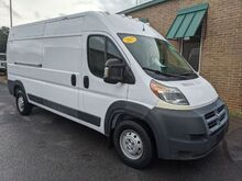 2017_RAM_Promaster_2500 High Roof Tradesman 159-in. WB_ Knoxville TN