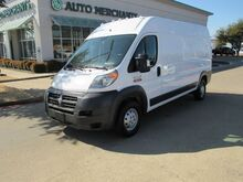 2017_RAM_Promaster_2500 High Roof Tradesman 159-in. WB_ Plano TX