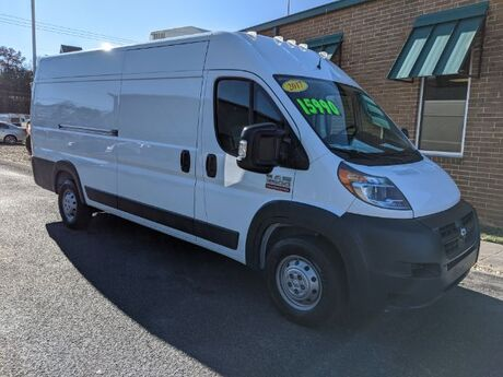 2017 RAM Promaster 3500 High Roof Tradesman 159-in. WB Ext Knoxville TN