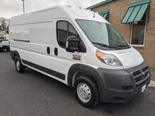 2017_RAM_Promaster_3500 High Roof Tradesman 159-in. WB_ Knoxville TN