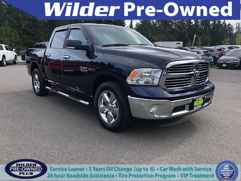 2017 Ram 1500 4WD Crew Cab Big Horn Port Angeles WA