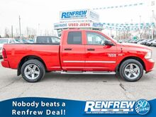 2017_Ram_1500_4WD Express *Ltd Avail* Bluetooth, SiriusXM Satellite Radio_ Calgary AB