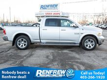 2017_Ram_1500_4WD Laramie, Nav, Remote Start, 2 Sets of Tires, Cooled/Heated Leather, Backup Camera, Bluetooth_ Calgary AB