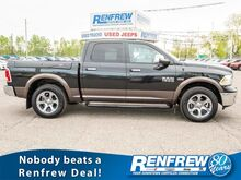 2017_Ram_1500_4WD Laramie, Sunroof, Nav, Cooled/Heated Leather, Bluetooth, Remote Start, RAMBox_ Calgary AB
