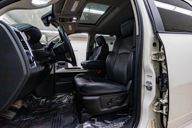 2017 Ram 1500 4x4 Crew Cab Laramie Leather Roof Nav Red Deer AB