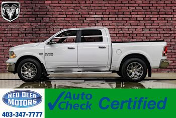 2017_Ram_1500_4x4 Crew Cab Limited Leather Roof Nav_ Red Deer AB