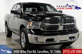 2017_Ram_1500_BIG HORN CREW CAB 4WD 20 INCH CHROME WHEELS REAR CAMERA BLUETOOTH_ Carrollton TX