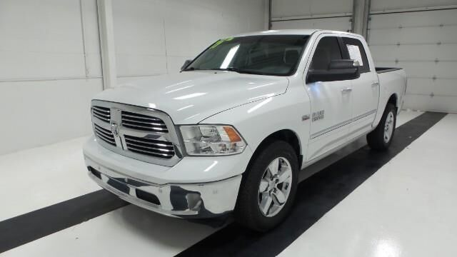 2017 Ram 1500 Big Horn 4x2 Crew Cab 5'7 Box Topeka KS