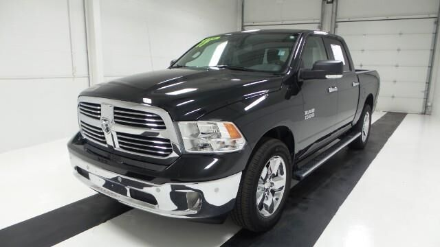 2017 Ram 1500 Big Horn 4x4 Crew Cab 5'7 Box Topeka KS