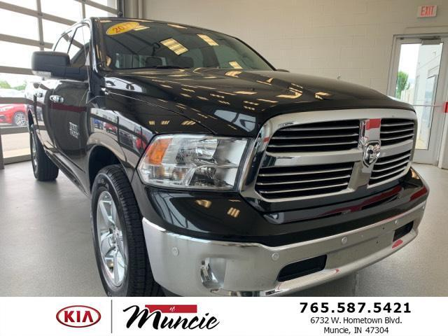 2017 Ram 1500 Big Horn 4x4 Crew Cab 5'7 Box Muncie IN