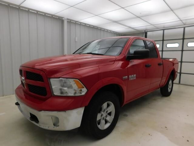2017 Ram 1500 Big Horn 4x4 Quad Cab 6'4 Box Manhattan KS