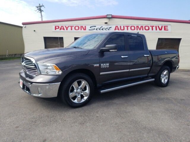 2017 Ram 1500 Big Horn Heber Springs AR