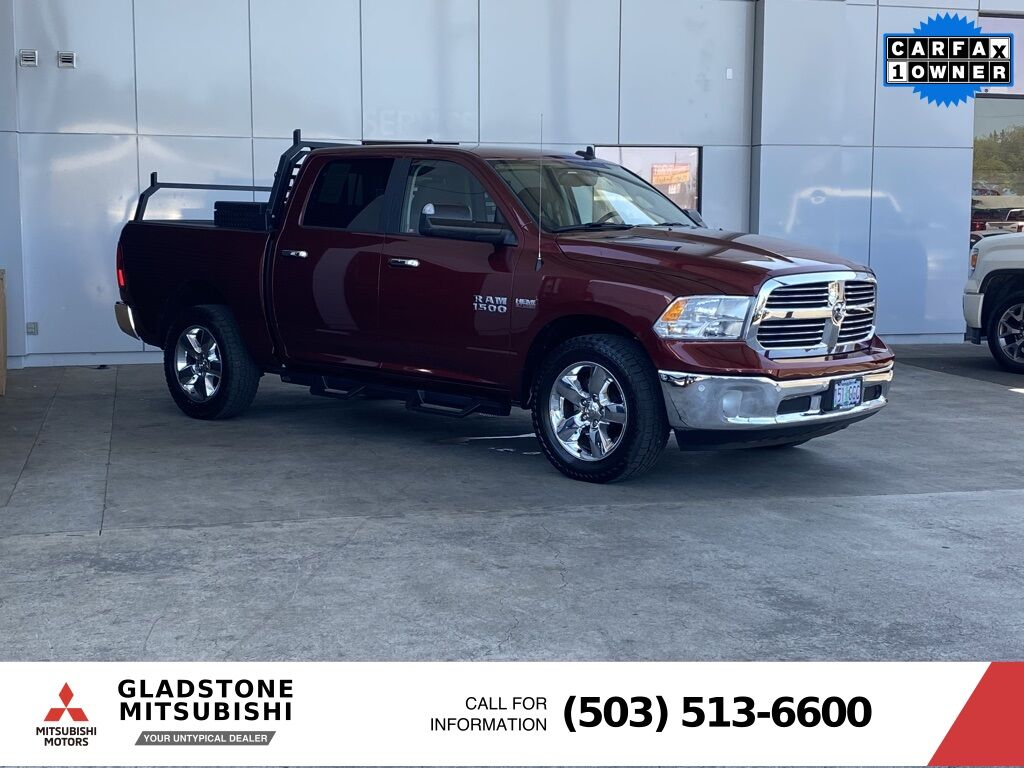 2017 Ram 1500 Big Horn Milwaukie OR