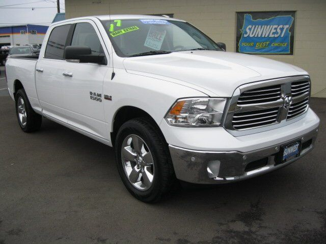 2017 Ram 1500 Big Horn Newport OR