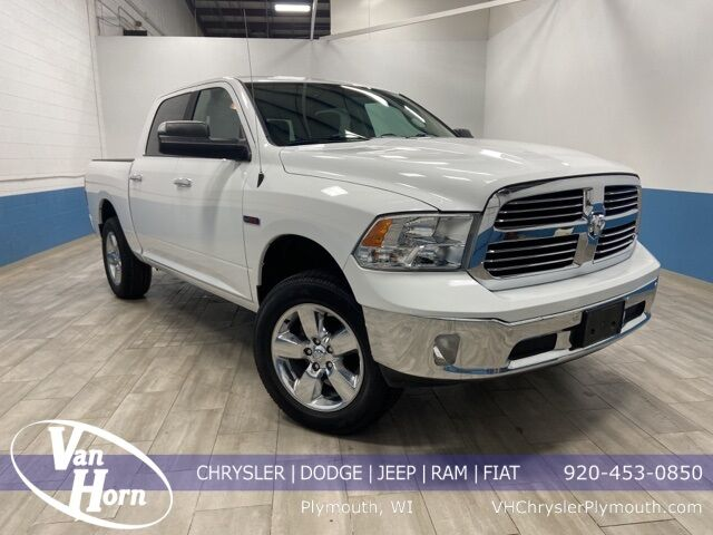 2017 Ram 1500 Big Horn Plymouth WI