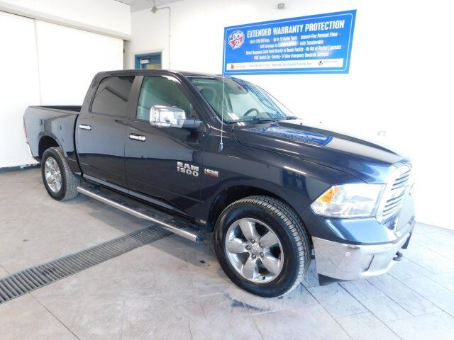2017 Ram 1500 Big Horn SUNROOF Listowel ON