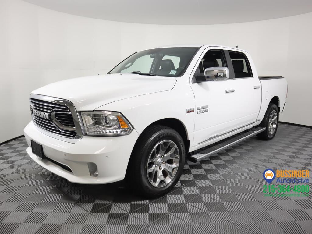 2017 Ram 1500 Crew Cab 4x4 - Limited w/ Navigation Feasterville PA
