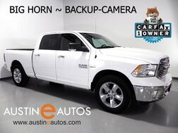 2017_Ram_1500 Crew Cab Big Horn_*BACKUP-CAMERA, TOUCH SCREEN, STEERING WHEEL CONTROLS, ALLOYS, BLUETOOTH AUDIO_ Round Rock TX