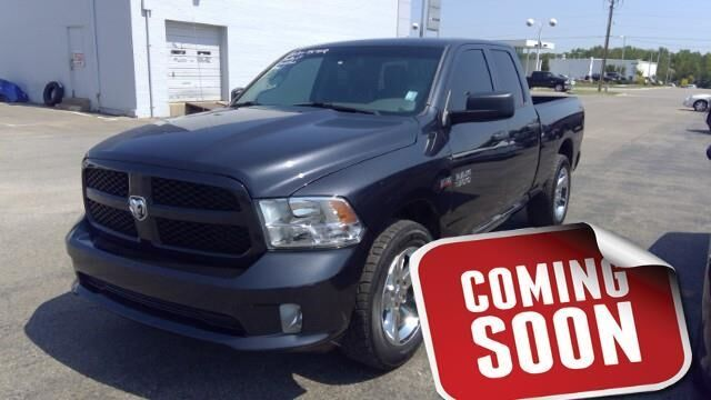 2017 Ram 1500 Express 4x2 Quad Cab 6'4 Box Topeka KS