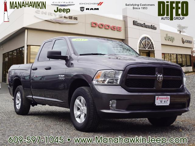 2017 Ram 1500 Express 4x4 Quad Cab 64 Box Manahawkin NJ