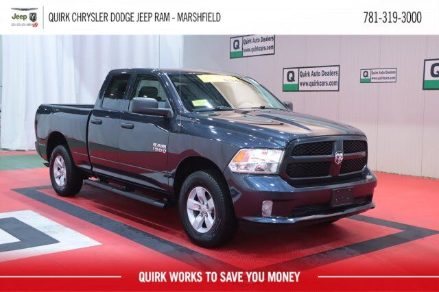 2017 Ram 1500 Express Marshfield MA