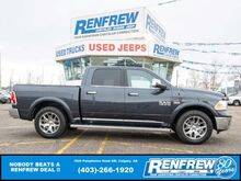 2017_Ram_1500_Limited Crew Cab 4x4, Nav, Remote Start, Heated/Cooled Leather_ Calgary AB
