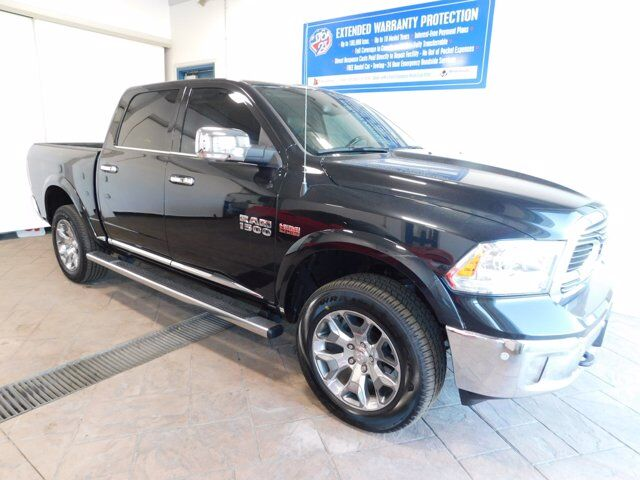 2017 Ram 1500 Limited LEATHER NAVI SUNROOF Listowel ON