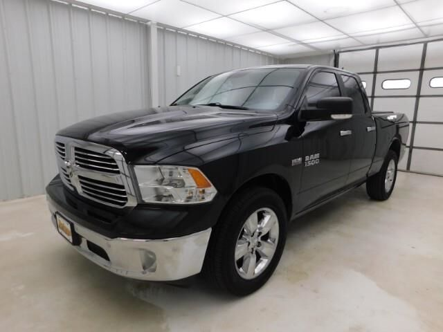 2017 Ram 1500 Lone Star 4x4 Quad Cab 6'4 Box Manhattan KS
