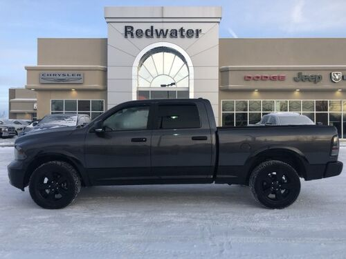 2017_Ram_1500_Outdoorsman - Heat Seats / Steering Wheel Sunroof Remote Start_ Redwater AB