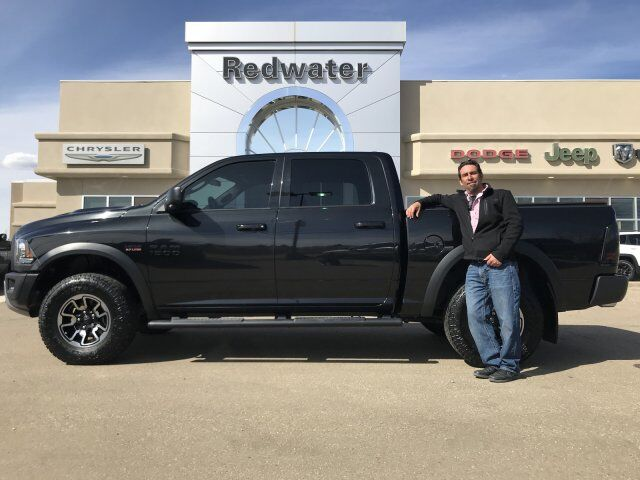 2017 Ram 1500 Rebel - Only 48,932 kms Redwater AB