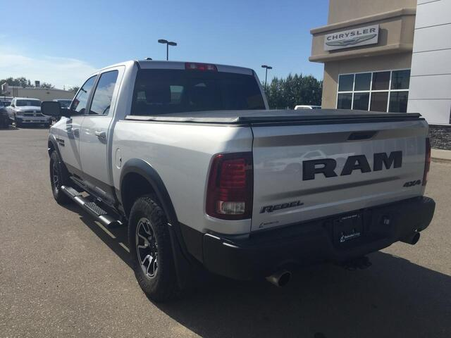 2017 Ram 1500 Rebel 1 Owner No Accidents Price Drop!! Redwater AB